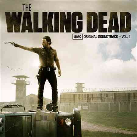 WALKING DEAD VOL 1 (OST) (CD)